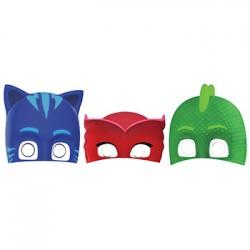 PJ Masks Paper Mask, 8pcs