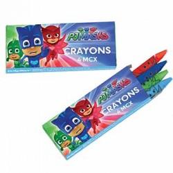 PJ Masks Crayons, 12pcacks