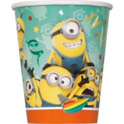 Despicable Me Minion 9oz Cup, 8pcs