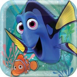 """Finding Dory 9"""" Paper Plate, 8pcs"""
