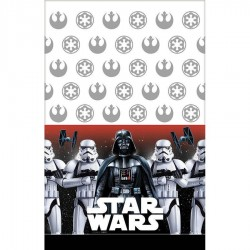 Star Wars Classic Plastic Tablecover, 1pc