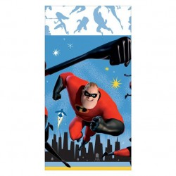 Incredibles 2 Plastic Tablecover, 1pc