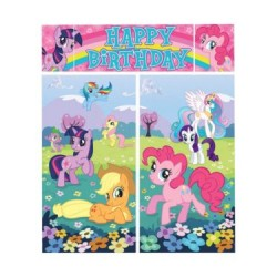 My Little Pony Wall Decorating Kit