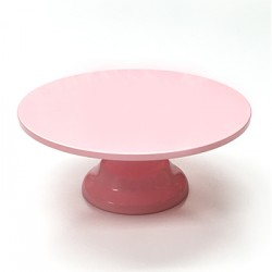 Cake Stand - Pink