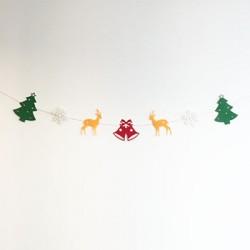 Bunting - Christmas