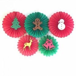 Pinwheel - Christmas
