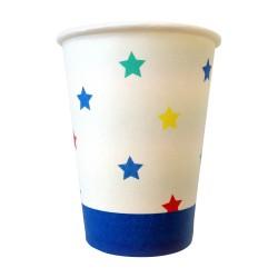 Festive 9oz Paper Cup, 12pcs