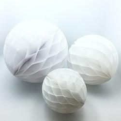 Honeycomb - White