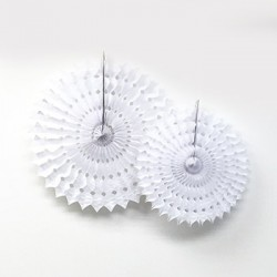 Pinwheel - White