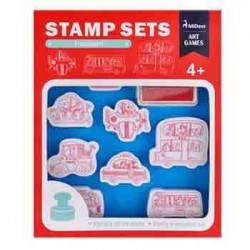 Stamp Set - Transport