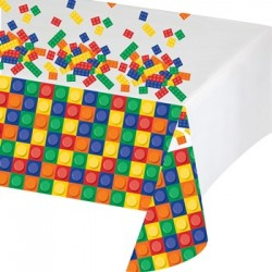 """Block Party Tablecover 54"""" x 102"""""""