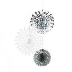 Pinwheel - Decadent Decs Snowflake
