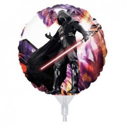 "Star Wars EZ-Fill 9"" Foil Balloon"