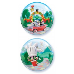 "Mickey Park 22"" Bubble Balloon"