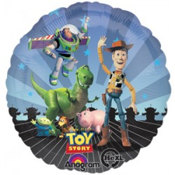 "Toy Story Gang 17"" Foil Balloon"