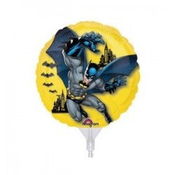 "Batman EZ-Fill 9"" Foil Balloon"