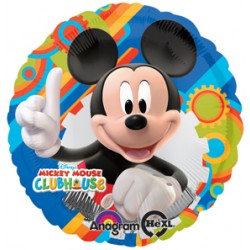 "Mickey Mouse Clubhouse 17"" Foil Balloon"