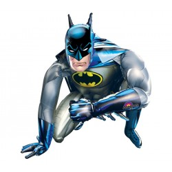 "Batman Airwalker Foil Balloon - 36"" W x 44"" H"