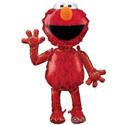 """Sesame Street: Elmo Airwalker Foil Balloon - 54""""H"""