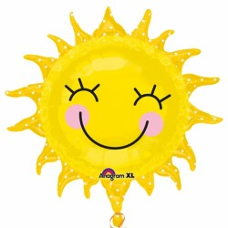 "Sunshine Sun 29"" Foil Balloon"