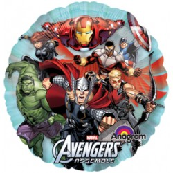 "Avengers 26"" See-Thru Balloon"