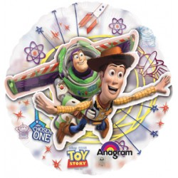 "Toy Story 26"" Clear Balloon"