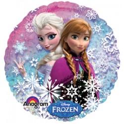 "Disney Frozen 18"" Holograhic Foil Balloon"