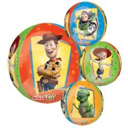 "Toy Story Orbz Foil Balloon - 15"" W x 16"" H"