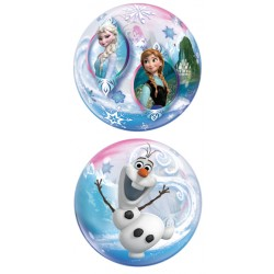 "Disney Frozen 22"" Bubble Balloon"