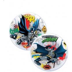 """Batman Battle Over Gotham 22"""" Bubble Balloon"""