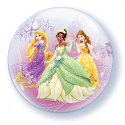 "Disney Princess Royal Debut 22"" Bubble Balloon"