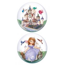 "Disney Princess Sofia The First 22"" Bubble Balloon"