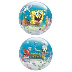 "Sponge Bob & Friends 22"" Bubble Balloon"