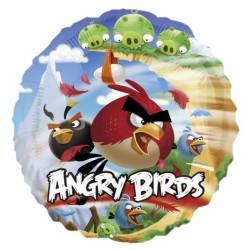 "Angry Birds 17"" Foil Balloon"