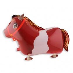 """Animal Walking Balloon - Horse 26""""(W) x 16""""(H)"""
