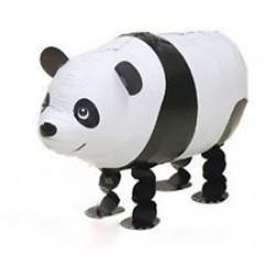 "Animal Walking Balloon - Panda 29""(W) x 15""(H)"