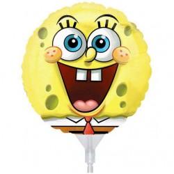 "Sponge Bob EZ-Fill 9"" Foil Balloon"