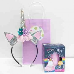 Pre-filled Party Favor Bag - Magical Unicorn
