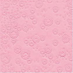 Moments Uni Rose Napkin 33 x 33cm, 16pcs