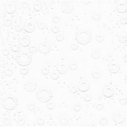 Moments Uni White Napkin 33 x 33 cm, 16pcs